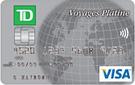 Carte Visa TD Platine Voyages