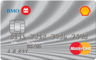 Shell<sup>®††</sup> CashBack MasterCard<sup>®*</sup> from BMO<sup>®</sup>