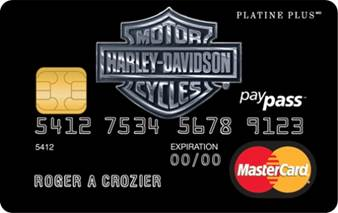 MasterCardMD Harley-DavidsonMD MBNAMD 2013