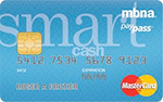 MBNA Smart Cash <em>MasterCard®</em> Credit Card
