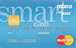 MBNA Smart Cash <em>MasterCard®</em> Credit Card