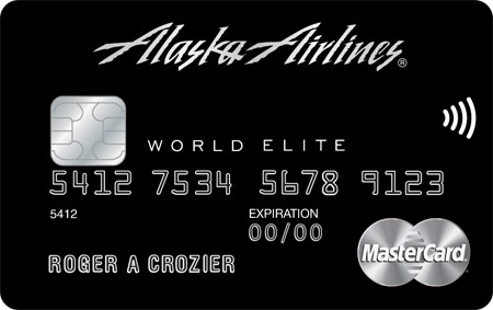 「Alaska Airlines World Elite MasterCard」的圖片搜尋結果