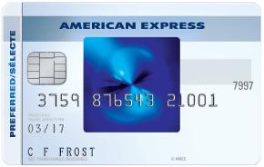 La Carte sélecte RemiseSimple<sup>MC</sup> d'American Express<sup>MD</sup>