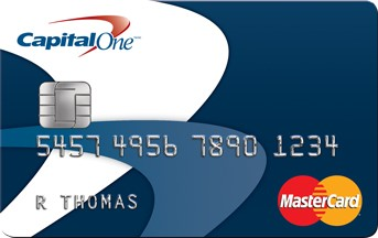 Capital One® Guaranteed Secured Mastercard®
