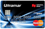 National Bank Ultramar™ Mastercard<sup>®</sup>