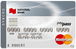 National Bank Syncro MasterCard®