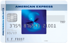 La Carte sélecte RemiseSimple<sup>MC</sup> d'American Express<sup>MD</sup>