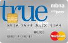 TrueLine <em>MasterCard®</em> credit card