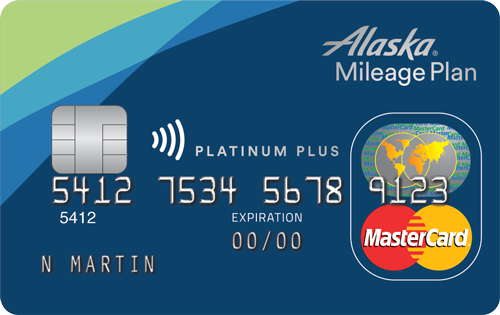 Alaska Airlines® <em>World Elite</em>® <em>MasterCard</em>® credit card