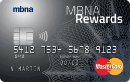 MBNA Rewards <em>MasterCard®</em> Credit Card