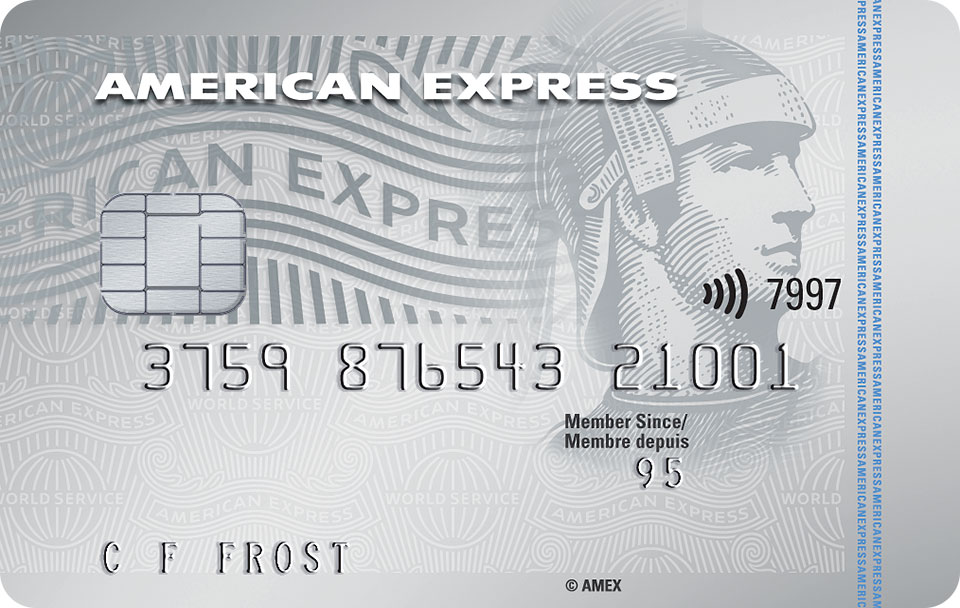 American Express Essential<sup>TM</sup> Credit Card
