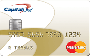 Capital One® Low Rate Guaranteed Mastercard®