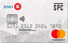 BMO<sup>®</sup> SPC<sup>®‡</sup> CashBack Mastercard<sup>®*</sup>