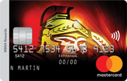 Ottawa Senators<sup>®</sup> MBNA Rewards Mastercard<sup>®</sup> Credit Card