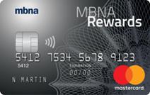 MBNA Rewards Platinum Plus<sup>®</sup> Mastercard<sup>®</sup>
