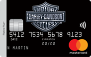 Mastercard<sup>MD</sup> Harley-Davidson<sup>MD</sup> MBNA<sup>MD</sup>