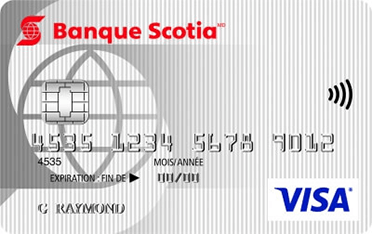 Carte VISA* <em>minima Scotia</em><sup>MD</sup>