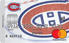 Montreal Canadians<sup>®</sup> MBNA Rewards Mastercard<sup>®</sup> Credit Card
