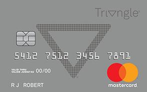 Triangle<sup>™</sup> Mastercard<sup>® </sup>