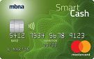MBNA Smart Cash Platinum Plus<sup>®</sup> Mastercard<sup>®</sup>