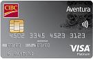 CIBC Aventura<sup>®</sup> Visa <sup>TM</sup>