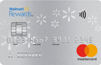 Walmart Credit Cards Compare Rates And Rewards