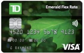 Td Visa Rewards >> Td Canada Trust Credit Cards Compare Interest Rates