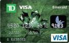 Carte Visa TD Émeraude