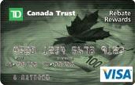TD Rebate Rewards Visa
