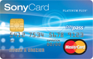 MasterCard<sup>MD</sup> SonyCard