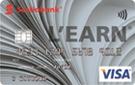 L'earn® VISA* card