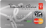 President's Choice Financial® MasterCard®